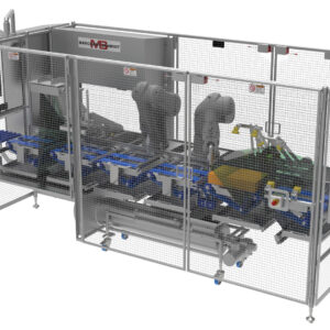 defoiler automated cheese handling
