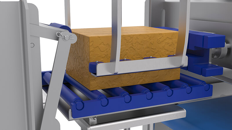 loaf and portion cutting equipment