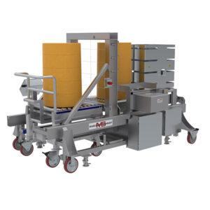 640lb Block/ 500lb barrel cutters