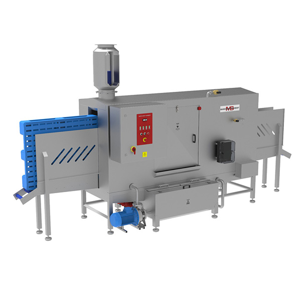 industrial washing machinery
