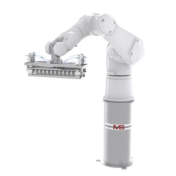 robotic cheese handling, cheese manufacturing equipment
