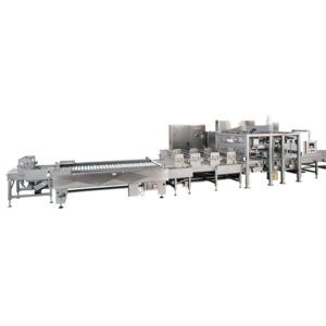 high volume gang cutting specialty food cutting equipment