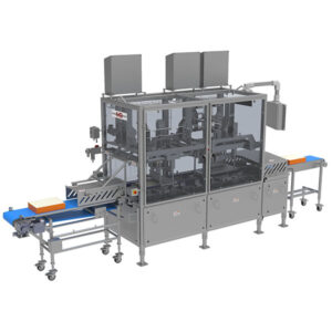 two stage specialty food cutting equipment